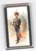 14th HUSSARS 1900 FRIDGE MAGNET